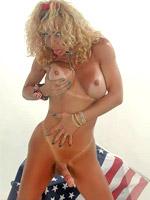 Annabelle, une transexuelle mannequin